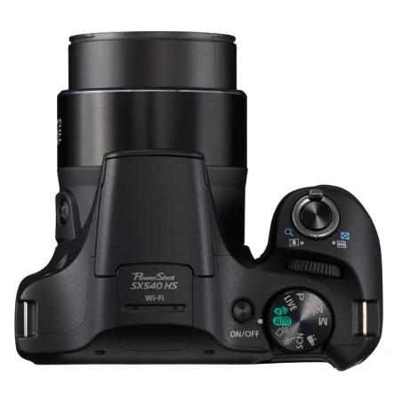 DC Canon PS SX540 HS Black