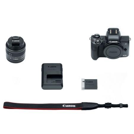 DC Canon EOS M50 Black &...