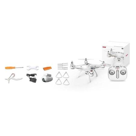 Syma X8 Pro Drone, White