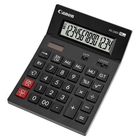 Calculator Canon AS-2400,...