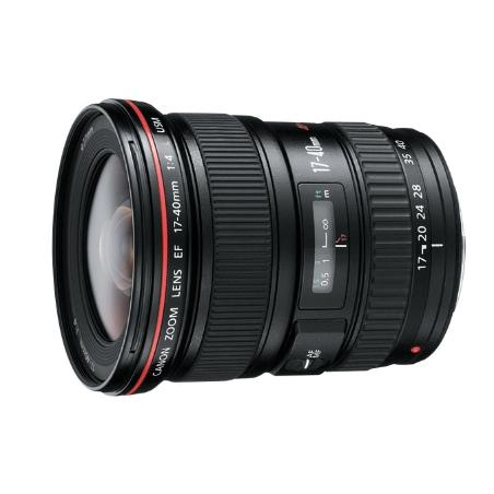Zoom Lens Canon EF  17-40mm...