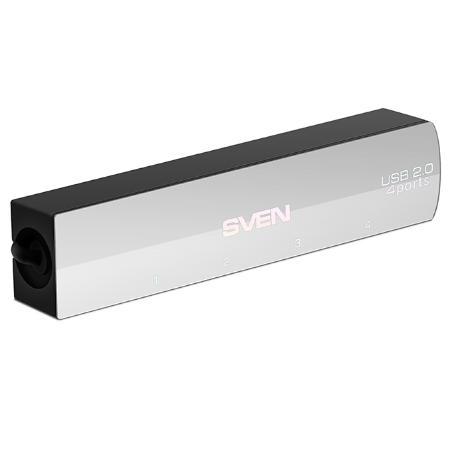 USB 2.0 Hub 4-port SVEN...