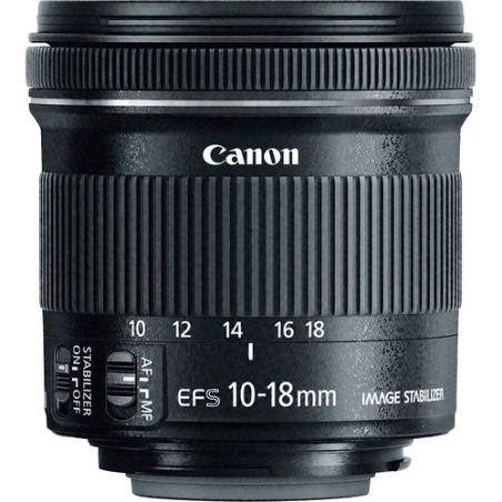 Zoom Lens Canon EF-S...