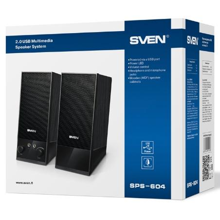 "Speakers SVEN ""SPS-604""..."