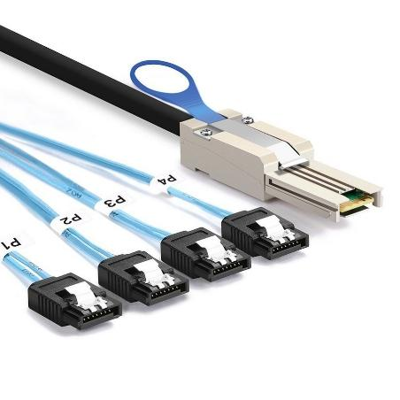 RAID Cable SFF-8088 TO 4x...
