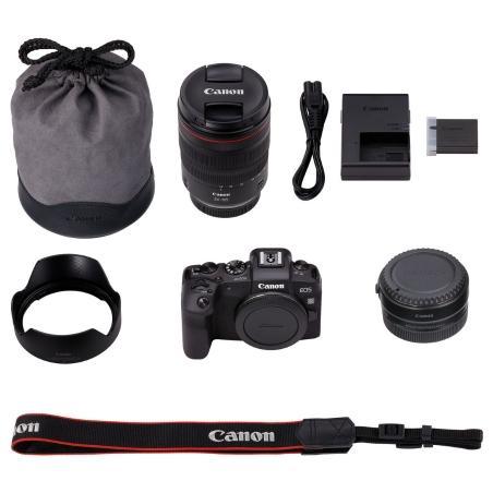 DC Canon EOS RP & RF...
