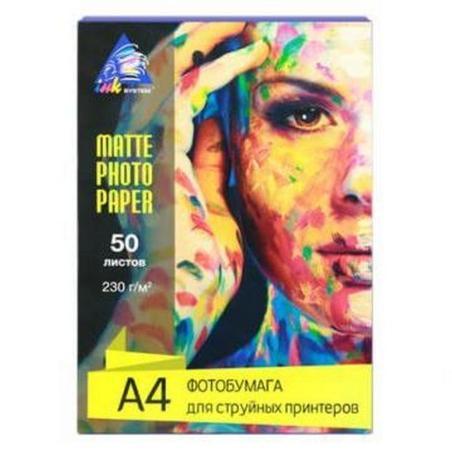A4 230g 20p Matt Inkjet...