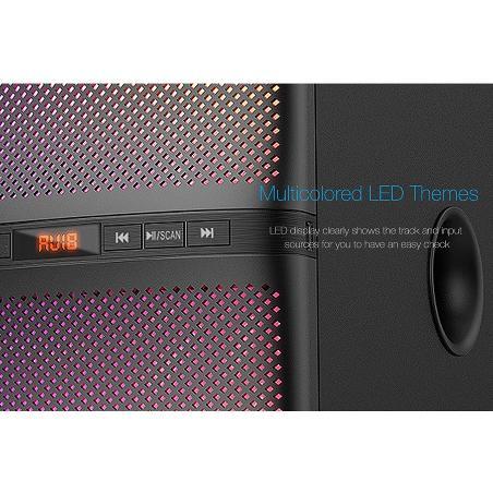 Speakers F&D F580X Black,...