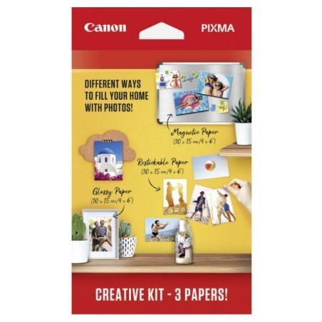 Paper Canon Creative Kit 2