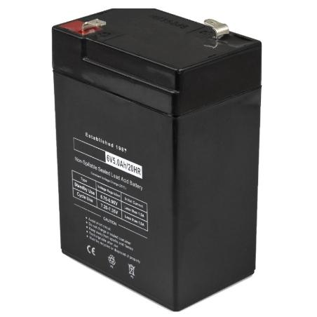 Baterie UPS  6V/ 4.5AH...