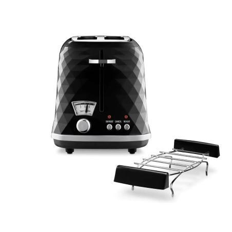 Toaster DeLonghi CTJ2103BK