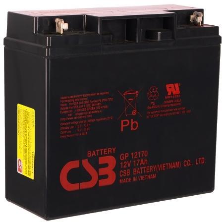 Baterie UPS 12V/  17AH CSB...