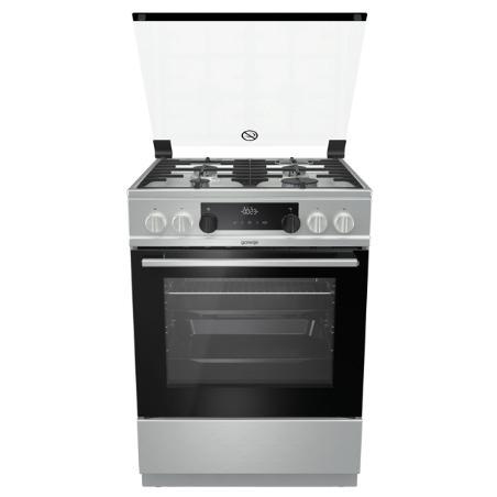 Gas cooker Gorenje K 634 XF