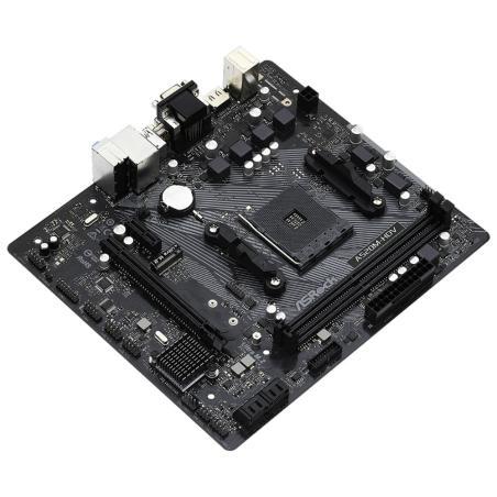 MB AM4 ASRock A520M-HDV  mATX