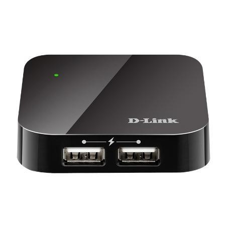 USB 2.0 Hub 4-port D-link...