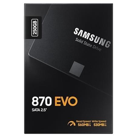 """2.5"""" SATA SSD  250GB..."""