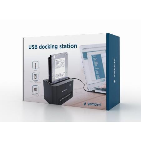 """3.5"""" / 2.5"""" USB 2.0 docking..."""