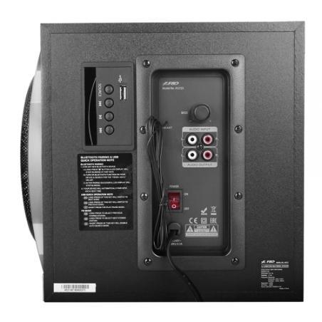 Speakers F&D A521X Black,...