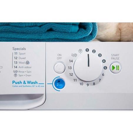 Washing machine/fr Indesit...