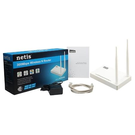 Wi-Fi N Netis Router,...
