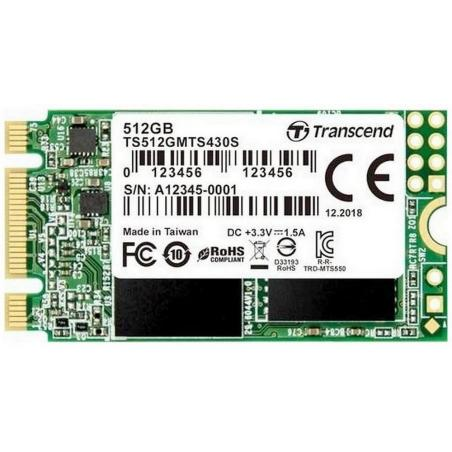 .M.2 SATA SSD  512GB...