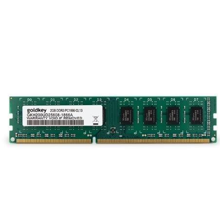 2GB DDR2  800MHz   Goldkey...