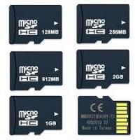Micro Secure Digital Cards