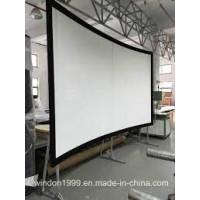 Ecrane cu cadre fixe și pliate
