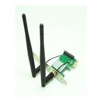 Wireless LAN, Adapter - USB, Card PCI, PCMCIA, miniPCI